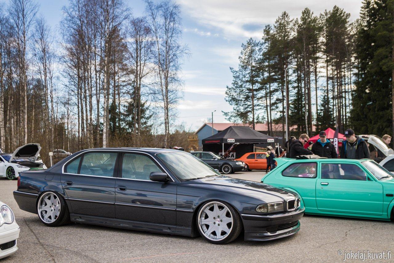 temeee.: Ex S124 & BMW E38 _img1280